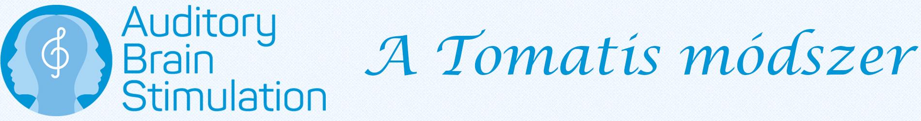 Tomatis Terápia